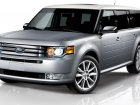 Ford Flex Technical specifications and fuel economy