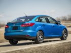 Ford  Focus III Sedan (facelift 2014)  2.0 TDCi (150 Hp) PowerShift S&S
