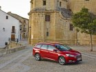 Ford  Focus III Wagon (facelift 2014)  1.6 Ti-VCT (125 Hp)