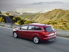 Ford  Focus III Wagon (facelift 2014)  ST 2.0 TDCi (185 Hp)