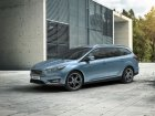 Ford  Focus III Wagon (facelift 2014)  1.6 TDCi (115 Hp)