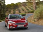 Ford  Focus III Wagon (facelift 2014)  ST 2.0 EcoBoost (250 Hp)