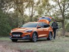 Ford  Focus IV Active Wagon  1.0 EcoBoost (125 Hp) Automatic