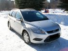 Ford  Focus Turnier II  1.6 Duratec 16V (100 Hp) Automatic