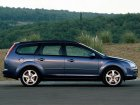 Ford  Focus Turnier II  1.6 TDCi (90 Hp)
