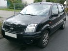 Ford  Fusion I  1.6 TDCi (90 Hp)