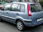 Ford Fusion I (facelift 2005)