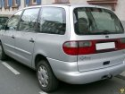 Ford  Galaxy (WGR)  2.8 V6 (204 Hp) Automatic