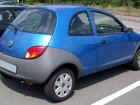 Ford KA Technical specifications and fuel economy