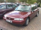Ford  Mondeo I Hatchback  2.5i 24V (170 Hp)
