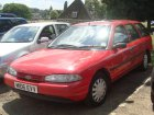 Ford  Mondeo Wagon I  1.8 i 16V (115 Hp)