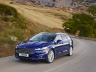 Ford  Mondeo Wagon IV  2.0 TDCi (180 Hp) PowerShift