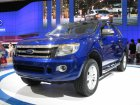 Ford  Ranger II Double Cab (facelift 2009)  2.5 TDCi (143 Hp) Automatic