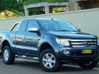 Ford  Ranger III Super Cab  2.5 (166 Hp) 4x4