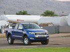 Ford Ranger III Super Cab (facelift 2015)