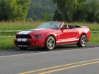 Ford Shelby Technical specifications and fuel economy