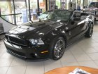 Ford  Shelby II Cabrio (facelift 2010)  GT 500 5.8 V8 (672 Hp)