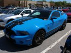 Ford  Shelby II (facelift 2010)  GT 500 5.4 V8 (548 Hp)
