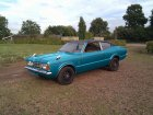 Ford  Taunus Coupe (GBCK)  1600 (88 Hp)