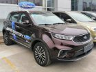 Ford  Territory (China)  1.5 EcoBoost (140 Hp) CVT