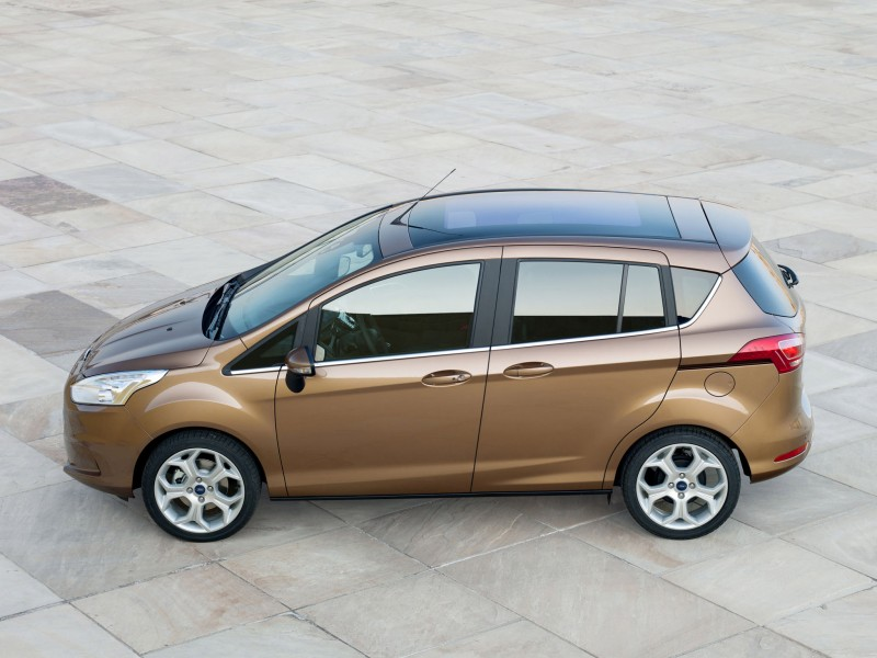 Ford B Max 1 0 Ecoboost 125 Hp