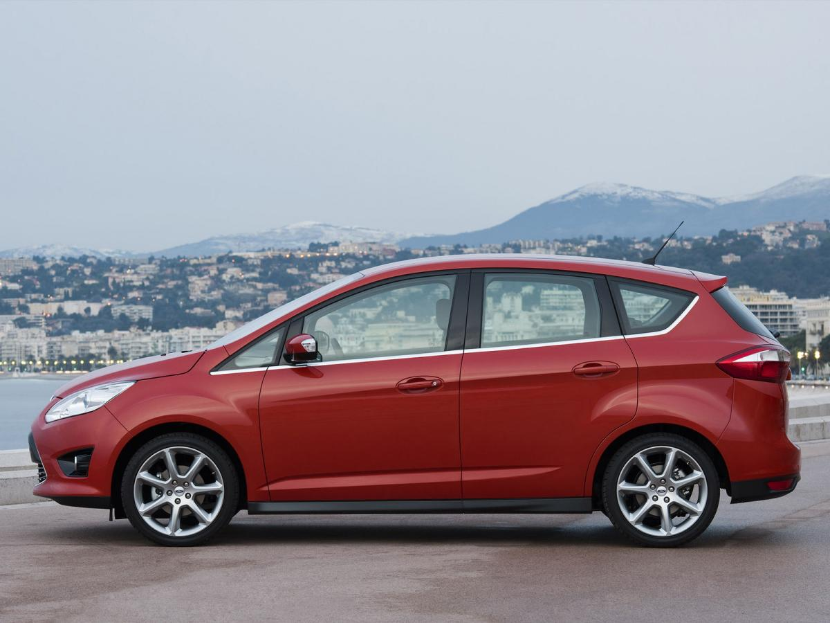 ford c max technical specifications and fuel economy. Black Bedroom Furniture Sets. Home Design Ideas