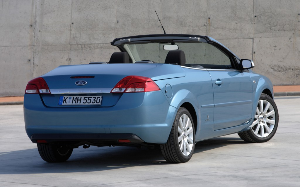 ford focus cabriolet ii 2 0 tdci 136 hp. Black Bedroom Furniture Sets. Home Design Ideas