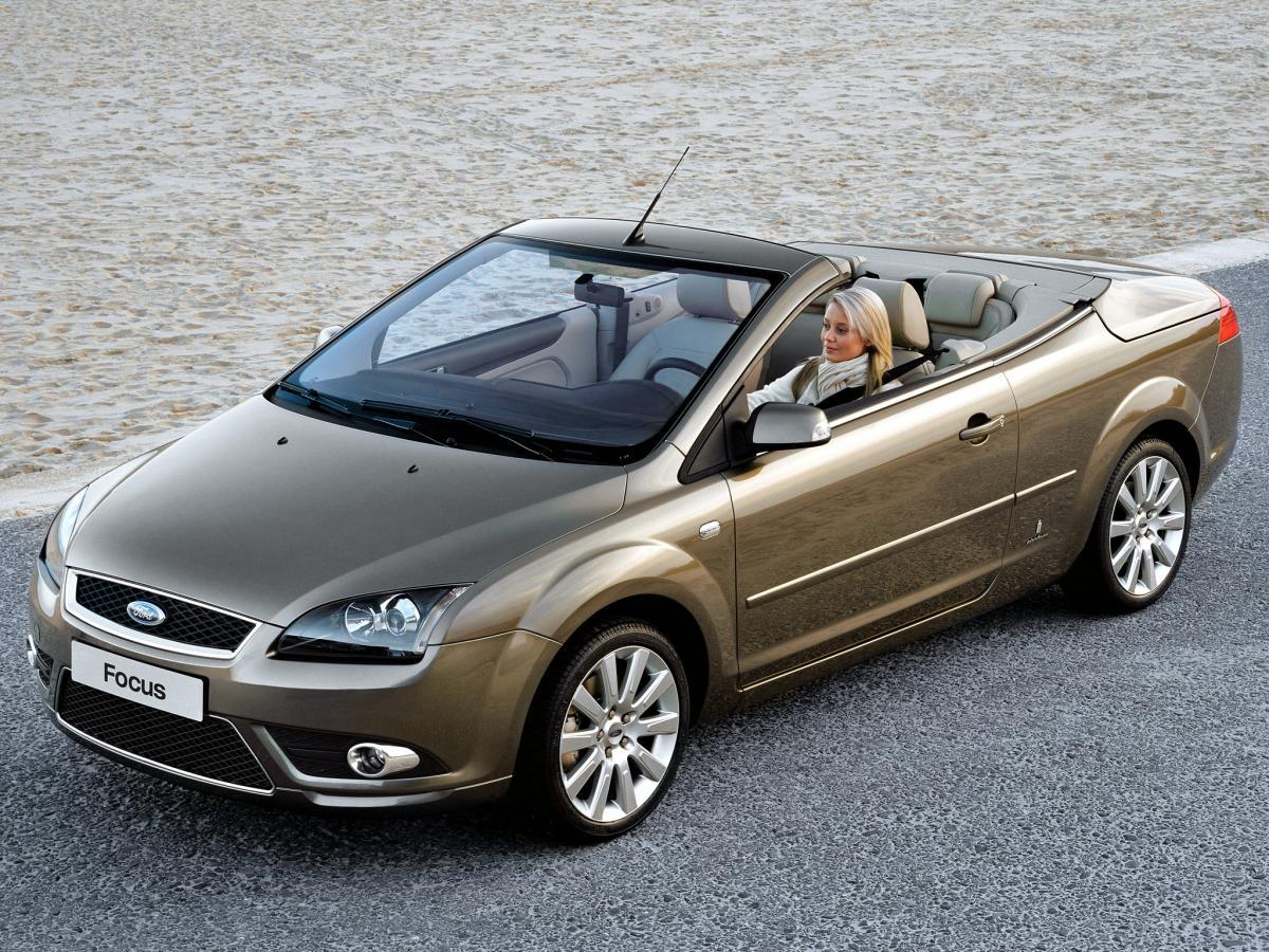 ford focus cabriolet ii 2 0 tdci 136 hp. Black Bedroom Furniture Sets. Home Design Ideas