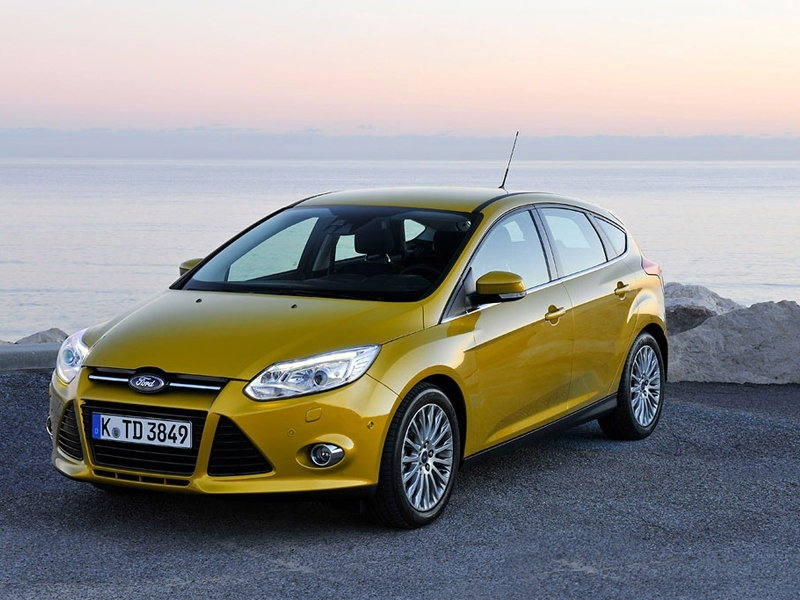 ford focus iii hatchback 1 6 tdci 105 hp econetic start stop. Black Bedroom Furniture Sets. Home Design Ideas