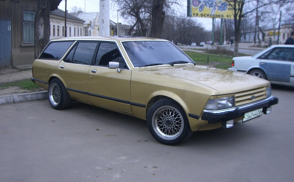 ford granada turnier gnu 2 8 i 160 hp. Black Bedroom Furniture Sets. Home Design Ideas