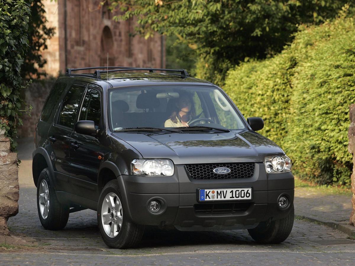Ford Maverick Ii 3 0 I V6 24v Awd 197 Hp