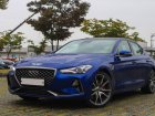 Genesis G70 Technical specifications and fuel economy