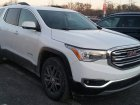 GMC  Acadia II  2.5 (193 Hp) AWD Automatic
