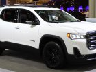 GMC Acadia Technical specifications and fuel economy