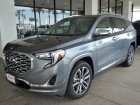GMC Terrain Technical specifications and fuel economy