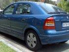 Holden  Astra Hatchback  2.0 i 16V Turbo (200 Hp)