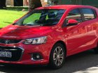 Holden Barina Spécifications techniques et économie de carburant
