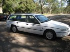Holden Commodore Wagon