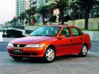 Holden  Vectra (B)  2.5 i V6 24V (170 Hp)