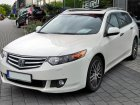 Honda Accord Technical specifications and fuel economy