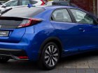 Honda  Civic IX Hatchback (facelift 2014)  1.8 i-VTEC (140 Hp) Automatic