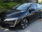 Honda Clarity Technical specifications and fuel economy