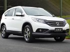 Honda  CR-V IV  2.0 i-VTEC (155 Hp) AWD Automatic