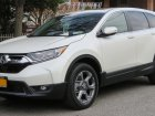 Honda CR-V Technical specifications and fuel economy