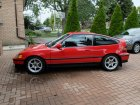 Honda  CRX II (ED,EE)  1.6 i 16V (ED9) (124 Hp)