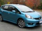 Honda FIT Las especificaciones técnicas y el consumo de combustible