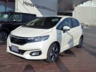 Honda FIT Technical specifications and fuel economy