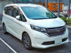 Honda Freed Technical specifications and fuel economy