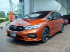 Honda Jade Technical specifications and fuel economy