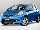 Honda Jazz Las especificaciones técnicas y el consumo de combustible